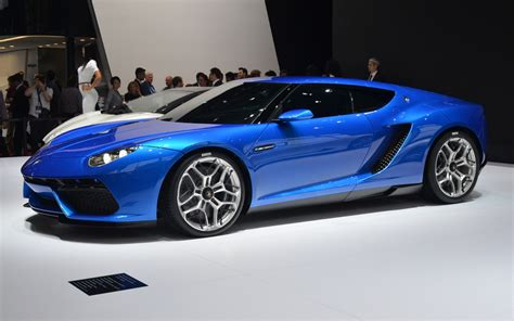 Lamborghini's Newest Concept The Asterion  The Car Guide