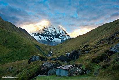 Mountain Range Wallpapers Annapurna Definition Wide Wallpapersafari