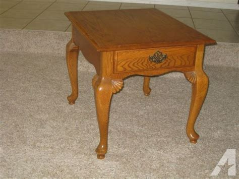 oak clawfoot table for sale solid oak coffee table two end tables claw feet