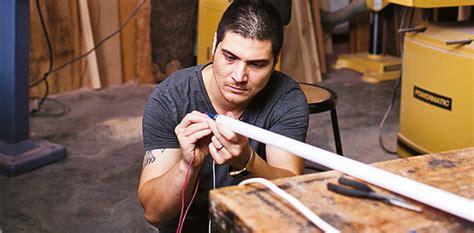 cabinet makers warehouse stuart industrial designer christopher stuart turns plasti dip