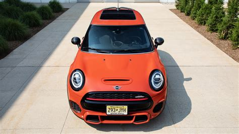 Mini Cooper Blue Edition 4k Wallpapers by 2019 Mini Cooper Works International Orange Edition