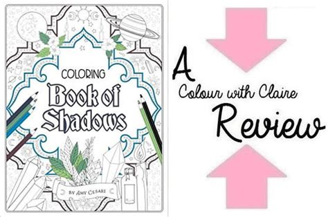Colouring Book Of Shadows By Amy Cesari