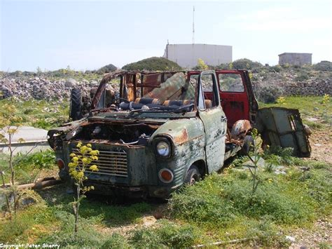 1970's Ford Transit Mk.1a Comino 2010 | Images of Maltese ...