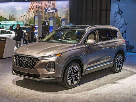 Best 2019 Hyundai Santa Fe Interior  Car Release 2018