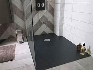 Castorama Bac A Douche : salle de bain les tendances douche baignoire et robinetterie 2018 habitatpresto ~ Melissatoandfro.com Idées de Décoration