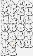 Make Your Own Cool Graffiti Letters Best Graffitianz Branding Atheism The Atlantic Cool Desighns For The Letter A Design Graffiti Letter A Cool Letter A ClipArt Best