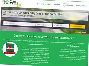 Site Location Voiture Particulier : d couvrez wheeliz location de voitures handicap entre particuliers ~ Medecine-chirurgie-esthetiques.com Avis de Voitures