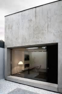 Industrial Concrete Window