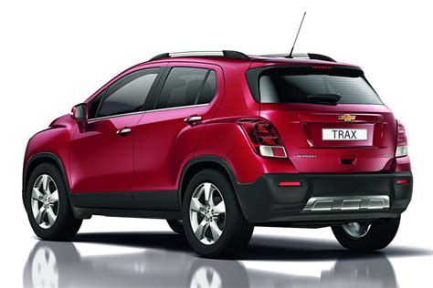 New Chevrolet Suv new chevrolet trax small suv pictured and detailed ahead