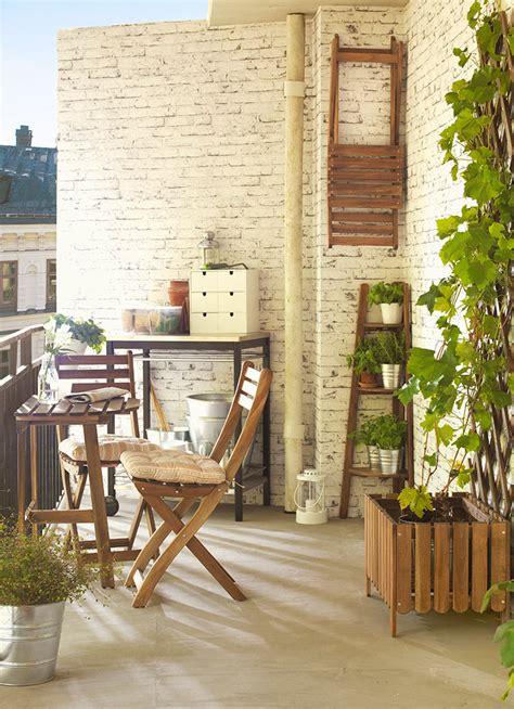 curso organiza  decora tu balcon ikea