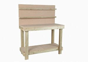 ft long mm thick mdf top work bench heavy duty