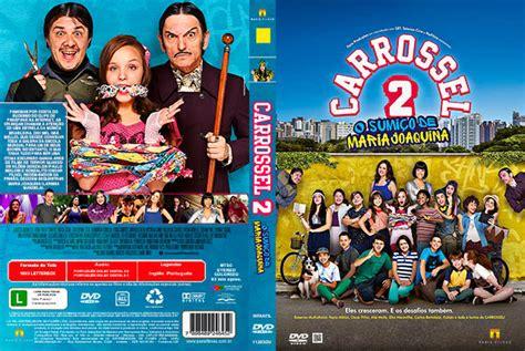 Carrossel 2 O Sumiço De Maria Joaquina Dvd R Xandao