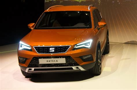 seat ateca 2016 seat ateca awarded quot 2016 crossover of the year quot is a