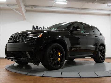 amazing  jeep grand cherokee trackhawk  jeep grand