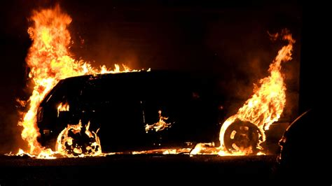 volkswagen fire burning car vw golf on fire 1920x1080 hd image cars