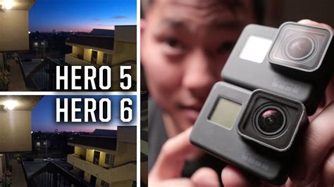 Gopro Hero6  Low Light Test & First Impressions Doovi