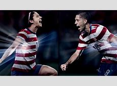 Nike Soccer Unveils the New US National Soccer Team Kits