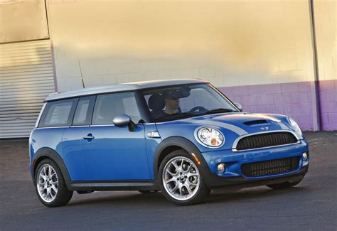 Mini Cooper Clubman Picture by 2012 Mini Cooper Clubman Pictures Photos Gallery