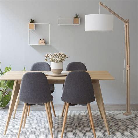 totem lampara de pie deco mesas de comedor modernas