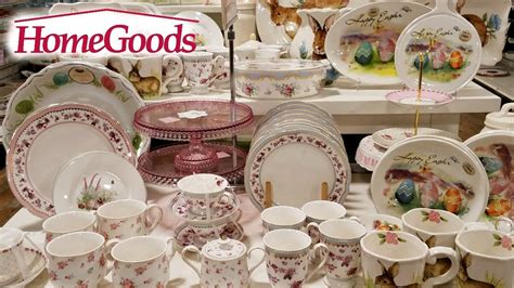 Homegoods Decor: Shop With ME! HOMEGOODS EASTER DECOR KITCHENWARE 2018
