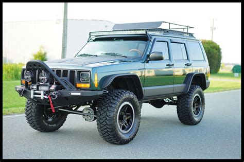 lifted xj for sale jeep lifted for