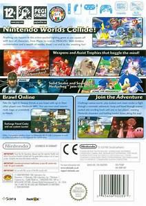 Super Smash Bros Brawl Box Shot For Wii Gamefaqs