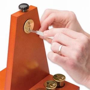 Secure Pro Lockpicking School Kit