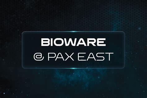 Bioware Blog Bioware At Pax East 2017