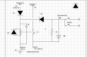 Power Window Switch Or Relay Help