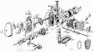6 Best Images Of Car Engine Diagram Side View