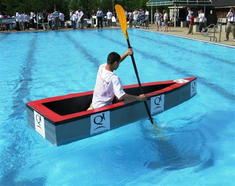 Small Cardboard Boat Designs by One Secret Cardboard Boat Design Ideas