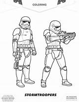 Coloring Wars Printable Stormtrooper Popular sketch template