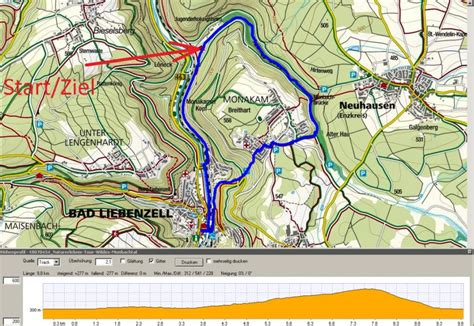 pfingstmontagswanderung im monbachtal schwaebischer