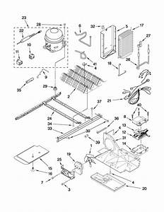 Unit Parts Diagram  U0026 Parts List For Model Gd5rvaxvy05 Whirlpool
