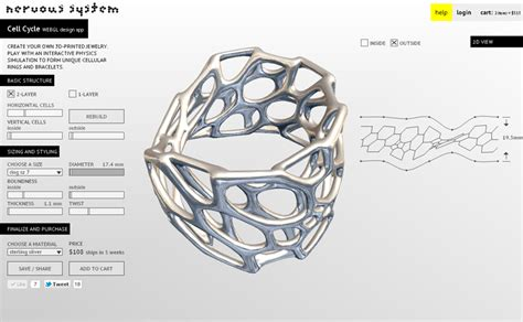 jewellery designing app what is 3d printing visual communication design