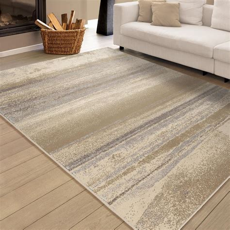 ivory rug 5x8 style striped goingrugs 2021