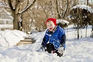 Image D Enfant : fonds d 39 cran enfants dans la neige maximumwall ~ Dallasstarsshop.com Idées de Décoration