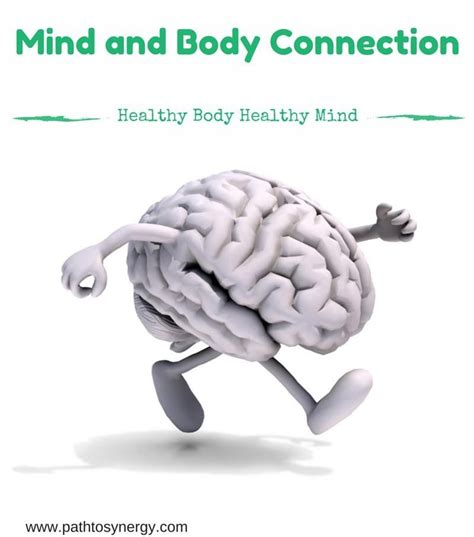 Mind and Body Connection: Healthy Body Healthy Mind   Arc ...