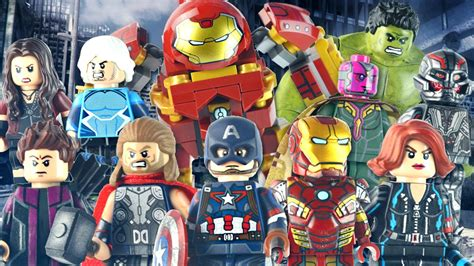 lego marvels avengers release date characters
