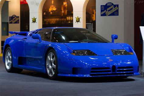 Bugatti EB110 SS - Chassis: ZA9AB01S0PCD39012 - Entrant ...