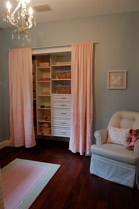removing closet doors   nursery dream home closet