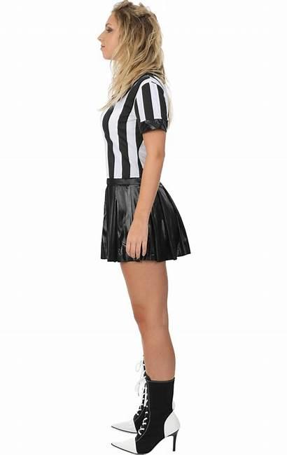 Referee Costume Womens