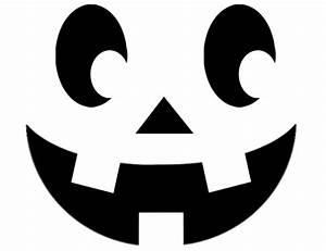 Simple, Pumpkin, Carving, Templates
