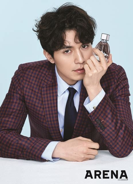 lee dong wook takes  jimmy choo  arena couch kimchi