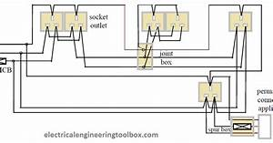 How To Wire Socket Outlets In A Domestic Installations