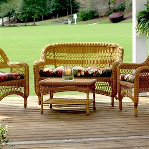 Patio furniture cushions home depot for Patio furniture from home depot