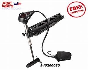 Motorguide X3 Trolling Motor Freshw U0430t U0435r Foot Pedal 55lbs