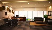 office space design ideas 19+ Minimalist Office Designs, Decorating Ideas   Design Trends - Premium PSD, Vector Downloads