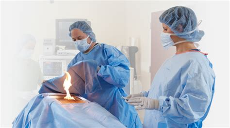 Draping Techniques In Operating Room - surgical on site rpa a