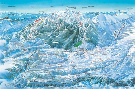 chambre d hote correncon en vercors plan des pistes de villard de lans guide des stations ski